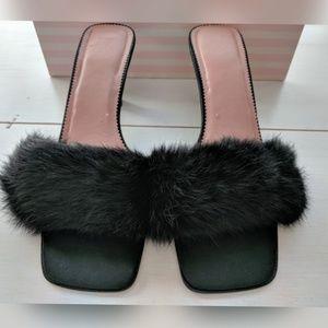 Victoria S Secret Shoes Victorias Secret Slipper Mules